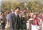 """印度近日在中印边界""""阿鲁纳恰尔邦""""(即我国藏南地区)增兵6万余人"""