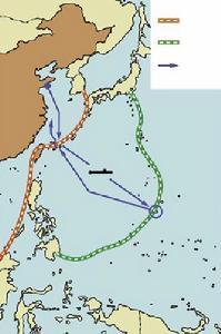 (图)岛链