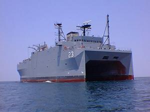 美国海军无暇号可利用音波探测器来侦测及追踪潜艇等目标