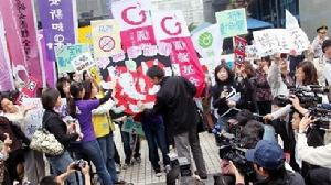 台湾社会团体动员抵制动新闻