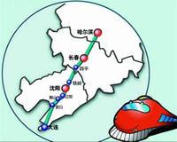 哈大高速铁路-大久宝